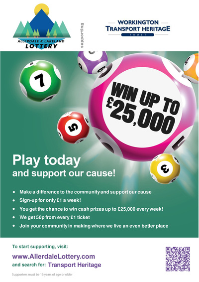 Play Allerdale and Lakeland Lottery